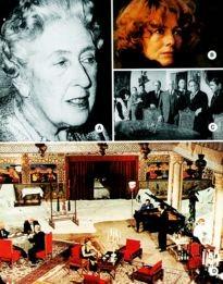 Movie Card Collection Monsieur Cinema: Agatha Christie Au Cinema (I) L'Auteur Et Son Oeuvre