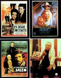 Movie Card Collection Monsieur Cinema: Jean-Paul Sartre Au Cinema