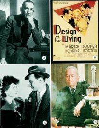 Movie Card Collection Monsieur Cinema: Sir Noel Coward Au Cinema