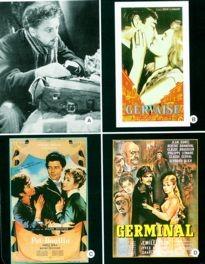 Movie Card Collection Monsieur Cinema: emile Zola Au Cinema