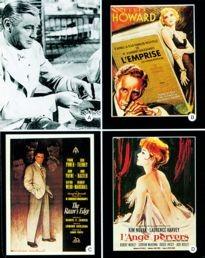 Movie Card Collection Monsieur Cinema: Somerset Maugham Au Cinema