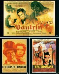 Movie Card Collection Monsieur Cinema: Honore De Balzac Au Cinema (II) Filmographie