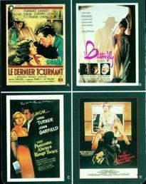 Movie Card Collection Monsieur Cinema: James M. Cain Au Cinema