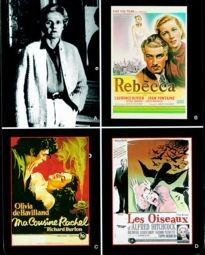 Movie Card Collection Monsieur Cinema: Daphne Du Maurier Au Cinema