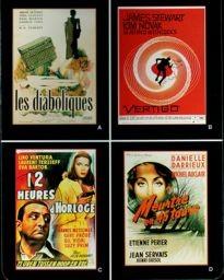 Movie Card Collection Monsieur Cinema: Boileau-Narcejac Au Cinema