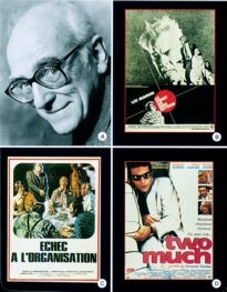 Movie Card Collection Monsieur Cinema: Donald E. Westlake Au Cinema