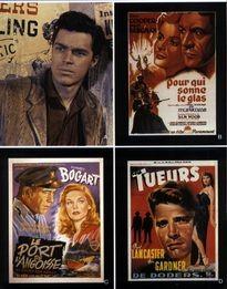 Movie Card Collection Monsieur Cinema: Ernest Hemingway Au Cinema