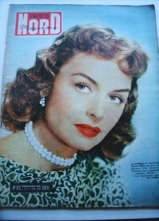 Donna Reed On Front Cover