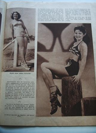 Brenda Joyce Jo Carroll Dennison