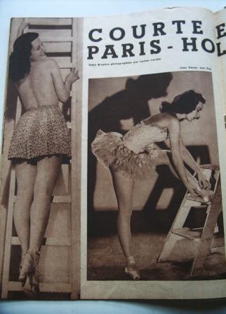 June Haver Gaby Bruyere