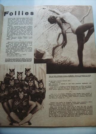 Ziegfeld Follies - Esther Williams