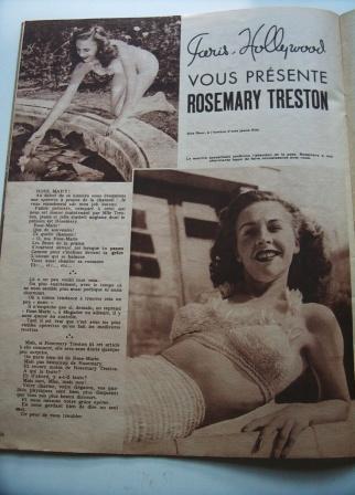 Rosemary Treston