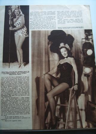 Diana Dors Betty Caldwell