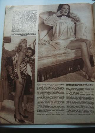 Barbara Bates Jean Wallace