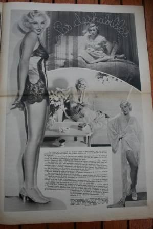 Lili Damita Jean Harlow Toby Wing