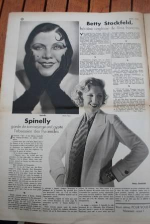 Betty Stockfeld Spinelly