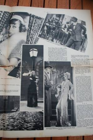 Joan Crawford Anna Sten Colette Darfeuil