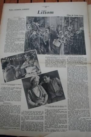 Charles Boyer Madeleine Ozeray Florelle