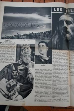Jean Gabin Golgotha