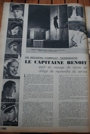 Mireille Balin Jean Murat Madeleine Robinson