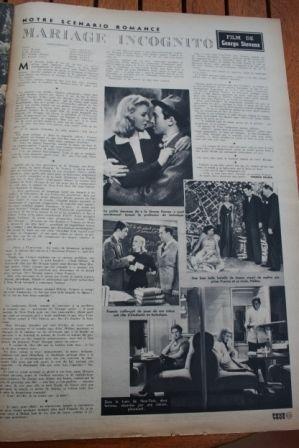 Ginger Rogers James Stewart Vivacious Lady