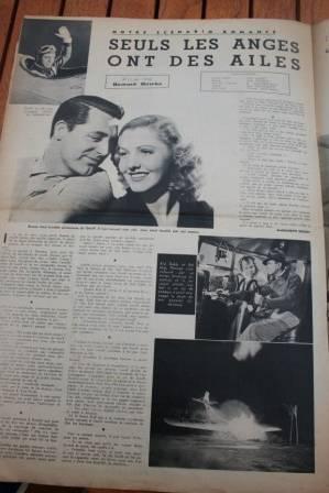 Cary Grant Jean Arthur