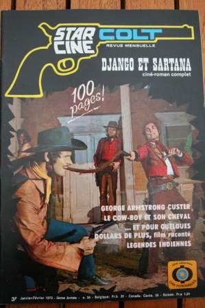 Django Meets Sartana