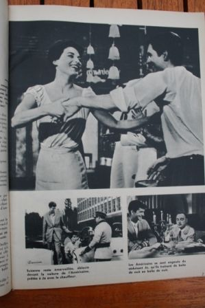 Anthony Perkins Silvana Mangano