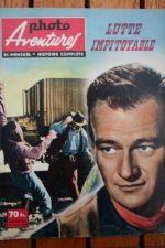 1959 John Wayne Martha Scott Albert Dekker