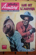 1960 Buster Crabbe Al St. John Gangster's Den