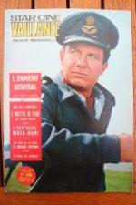 1965 Van Johnson Jean-Pierre Aumont Dany Carrel