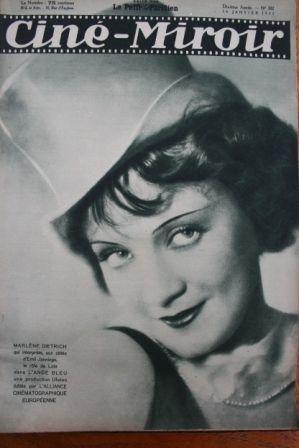 1931 Marlene Dietrich Buster Keaton Valery Inkijinoff