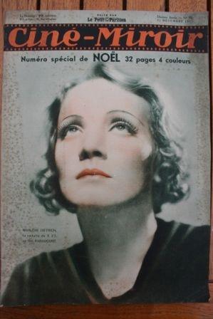 31 Marlene Dietrich Lupe Velez Harry Carey Gaby Morlay