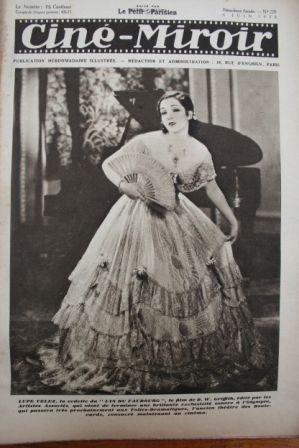 1930 Lupe Velez Dolly Davis Alice Roberts Karina Bell