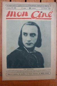 1924 Ivan Mozzhukhin Nathalie Kovanko Nicolas Koline