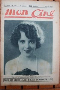 1924 Colleen Moore Jackie Coogan Gloria Swanson