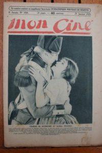 1925 Gloria Swanson Lillian Gish Enid Bennett