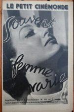 1936 Robert Montgomery Joan Crawford Clark Gable
