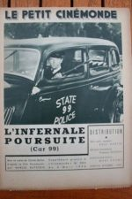 1936 Fred MacMurray Ann Sheridan Guy Standing Car 99