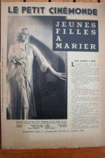 1936 Josseline Gael Lyne Clevers Jules Berry