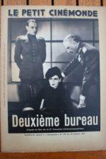 1936 Jean Murat Vera Korene Jean-Max Pierre Larquey
