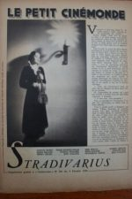 1936 Pierre Richard-Willm Edwige Feuillere Stradivarius