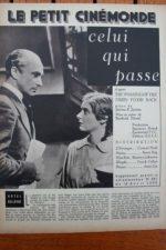 1936 Conrad Veidt Rene Ray Anna Lee Frank Cellier