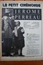 1936 Georges Milton Tania Fedor Abel Gance Perreau