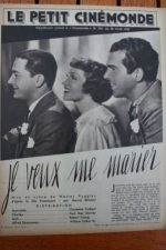 1936 Claudette Colbert Fred MacMurray Robert Young