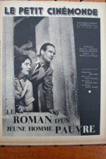 1936 Pierre Fresnay Marie Bell Abel Gance