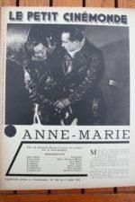 1936 Annabella Pierre Richard-Willm Anne-Marie