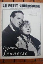 1936 Wallace Beery Lionel Barrymore Cecilia Parker