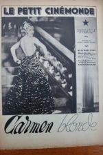 1936 Martha Eggerth Wolfgang Liebeneiner Ida Wust