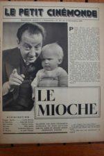 1936 Lucien Baroux Gabrielle Dorziat Pauline Carton